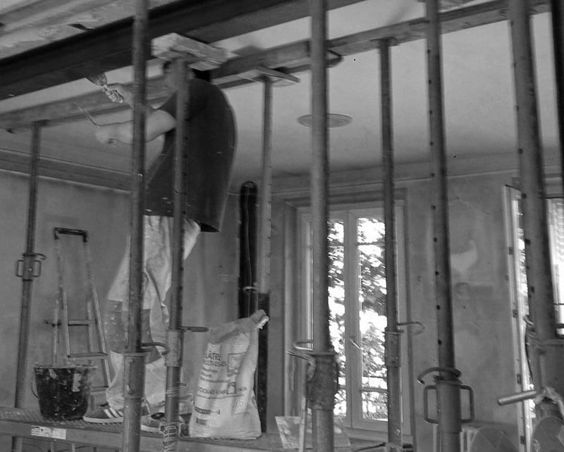 Maçonnerie de rénovation