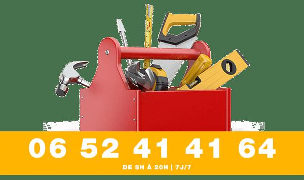 Numéro de téléphone pour le service de débarras et démolition